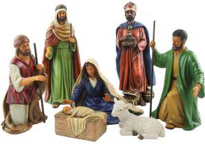 ethnic nativity sets