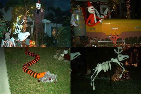 Nightmare Before Yard Decorations by Nightmare Before Decor Food And