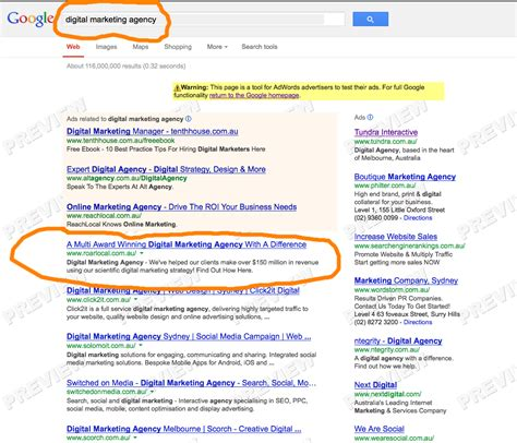Seo Marketing Term by How To Get On Page One Of