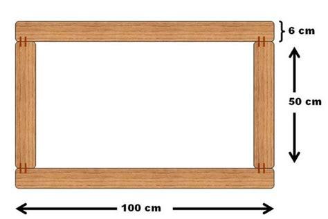 Tischgestell Holz Selber Bauen by Tischgestell Aus Holz Selber Bauen