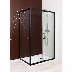 Porte Douche 90 : porte de douche coulissante napa 120 retour x cm porte de douche cabine de ~ Nature-et-papiers.com Idées de Décoration