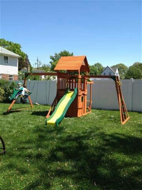 Backyard Discovery Saratoga Playset From Sam's Club