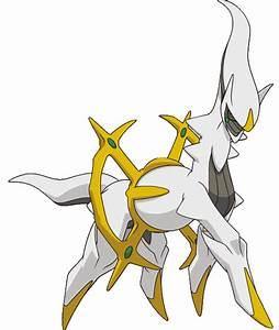 legendary pokemon arceus