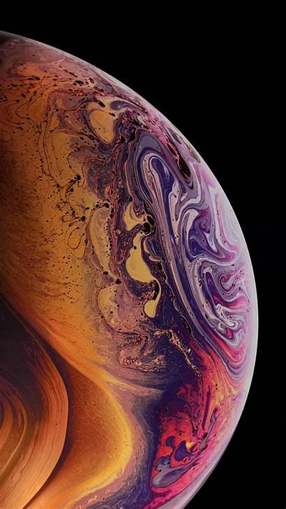 Iphone Xs Wallpapers Xr Max Gold Space