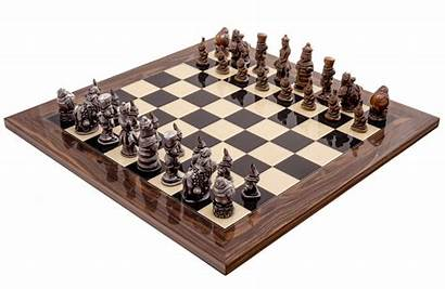 Chess Sets Themed Alice Wonderland Berkeley Regency