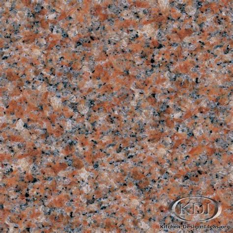 american pink granite kitchen countertop ideas