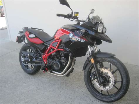 Bmw Dual Sport Motorcycles by 11 965 2015 Bmw F 700 Gs Dual Sport Motorcycle For Sale
