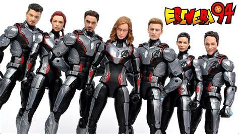 Marvel Legends Hawkeye Black Widow Avengers Endgame