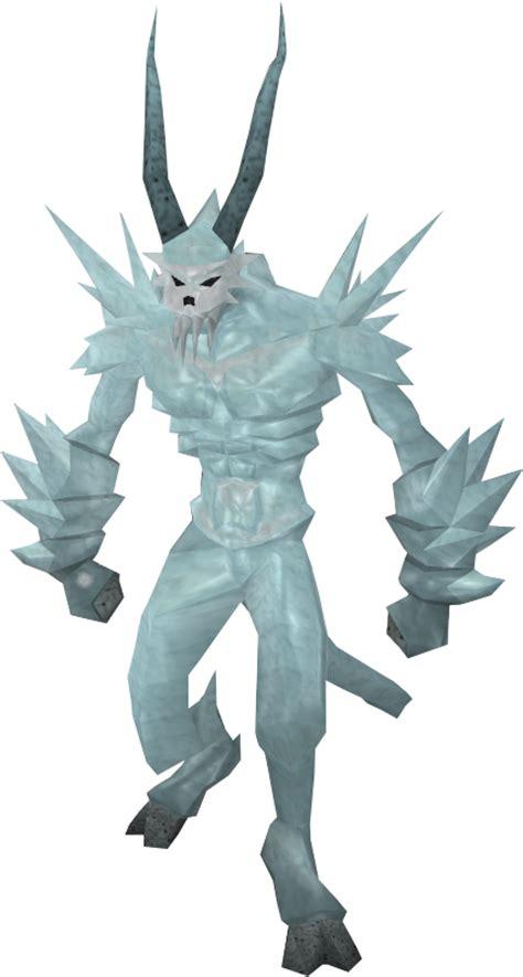 ice demon  runescape wiki