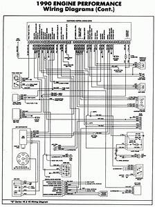 15  90 Chevy Truck Est V6 Ignition Wiring Diagram