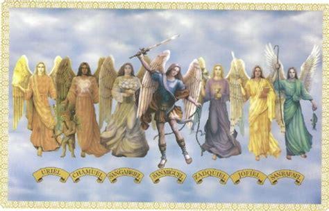 ¿quiénes Son Los ángeles De Dios? ¿y Los Arcángeles?