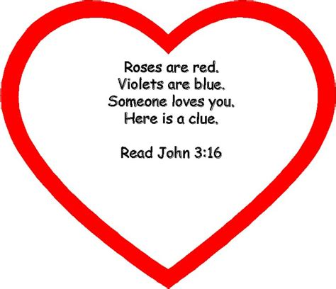 The perfect sentiment for any Valentines gift. Jesus is ...