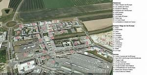 Plan Val D Europe : le quartier de la gare depuis 2002 ~ Dailycaller-alerts.com Idées de Décoration