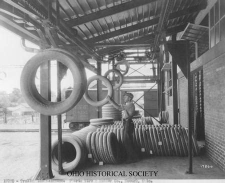 Rubber Industry - Ohio History Central