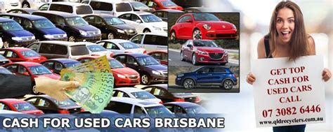 Top Dollar Cash For Used Cars Brisbane
