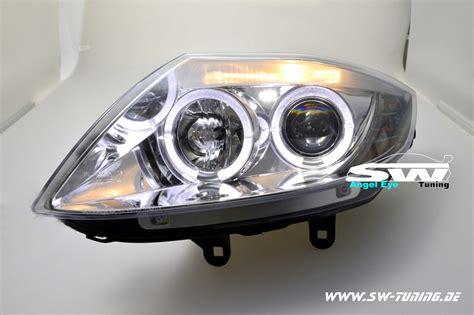 Angel Eye Scheinwerfer Bmw Z4 E85 02-08 Standlichtringe