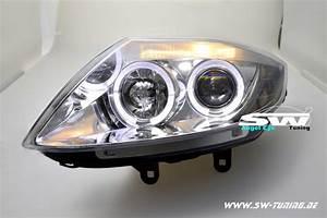Bmw Z4 E85 Scheinwerfer : angel eye scheinwerfer bmw z4 e85 02 08 standlichtringe ~ Jslefanu.com Haus und Dekorationen