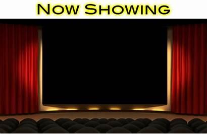 Theatre Showing Cinema Transparent Background Film Icons