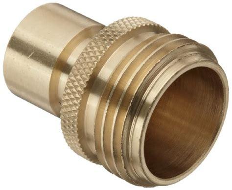 garden hose fittings dixon dgh7p brass connect fitting garden hose