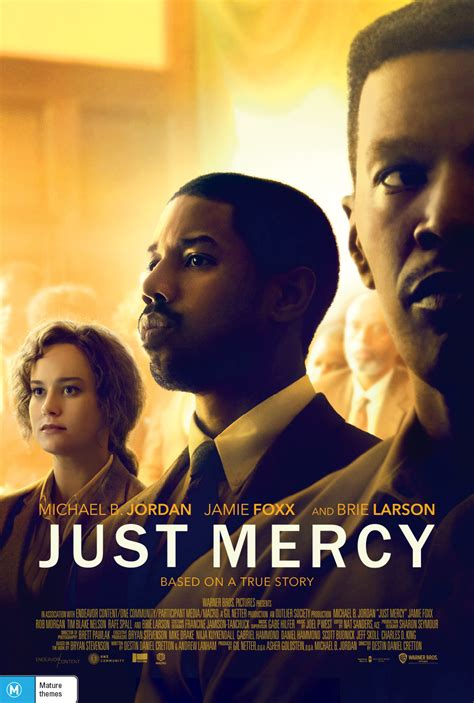 Just Mercy at Glenbrook Cinema