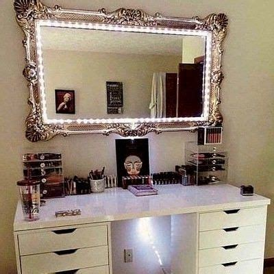 diy vanity lights glam diy lighted vanity mirrors decorating your small space