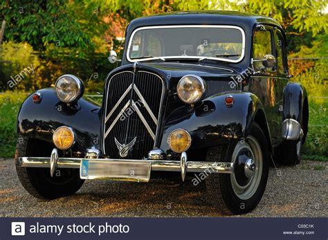 Classic Car, Citroen 11 Cv Commercial, Built 1955-56, 41