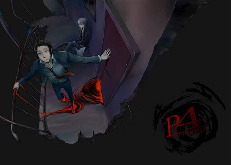Persona 4 The Animation Wallpaper - persona 4 wallpapers wallpapersafari