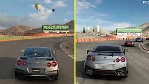 Gran Tourismo Ps4 : gran turismo sport vs project cars 2 ps4 pro graphics comparison youtube ~ Medecine-chirurgie-esthetiques.com Avis de Voitures
