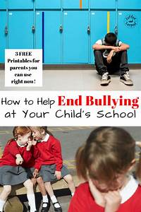 What Every Parent Should Know to Help Stop Bullying