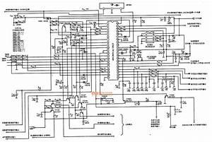 U0026gt  Circuits  U0026gt  Pca84c 440 441 Single Chip Microcomputer