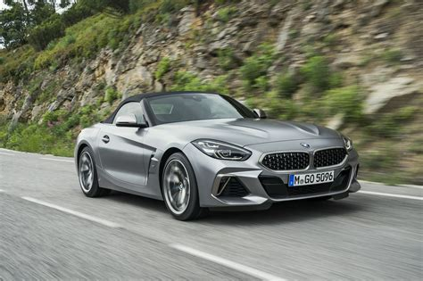 2019 bmw z4 complete range revealed includes sdrive20i