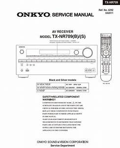 Pin On Onkyo  U0026 Integra Audio  Video Service Manuals