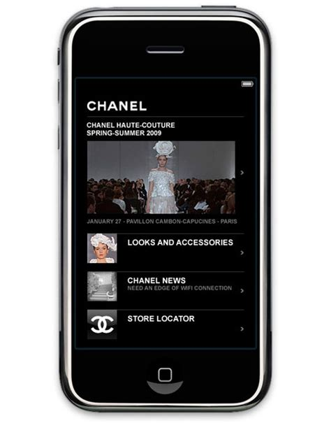 chanel iphone why install chanel on your iphone stylefrizz