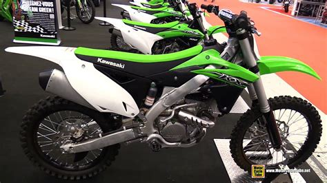 2015 Kawasaki Kx 250f Cross Motorcycle