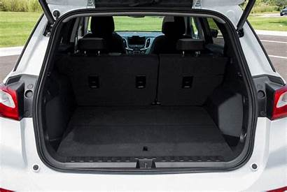 Equinox Chevrolet Chevy Cargo Space Breeze Packing