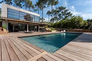 lieu de tournage et lieu de shooting cap ferret lieux lieu With maison a louer cap ferret avec piscine 14 villa contemporaine en bois au cap ferret