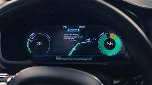 Volvo Cars reveals safe and seamless user interface for