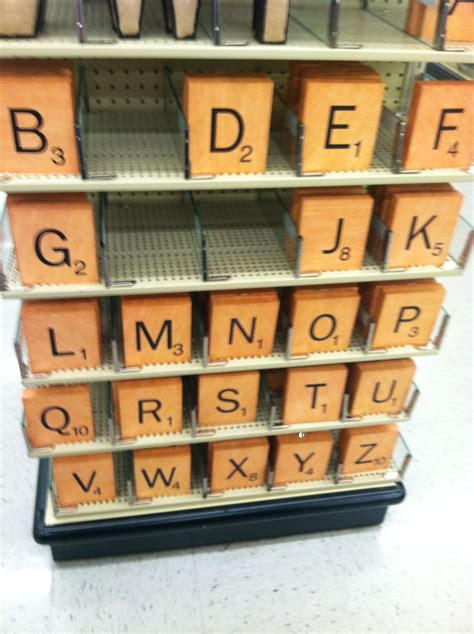 scrabble letters   hobby lobby baby room ideas