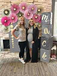 Baby Shower Photo Booth Backdrop Ideas