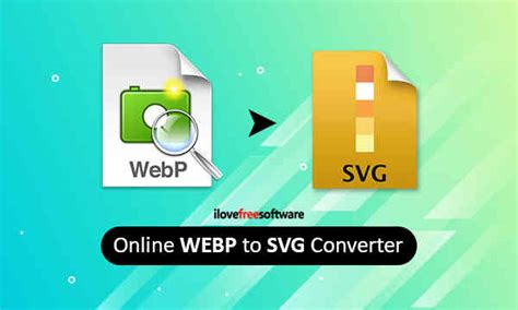 We delete your uploaded and converted files, so nobody has access to. Online Convert WEBP to SVG Using Free Websites