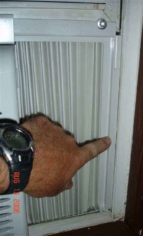 bat proof  air conditioning unit