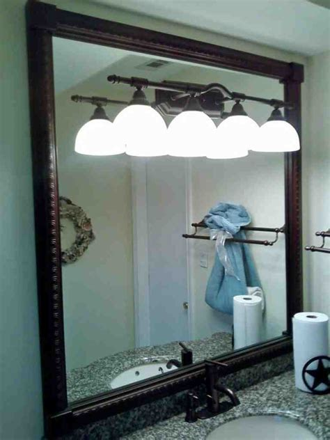Rubbed Bronze Mirrors Bathroom by Rubbed Bronze Bathroom Mirror Decor Ideasdecor Ideas