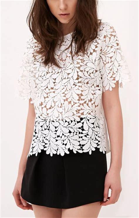 lace blouse lace blouse scrapwedo clothing