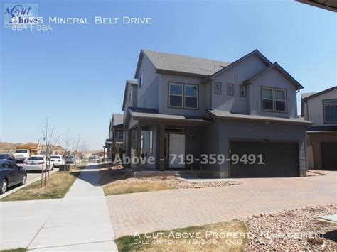 3 Bedroom Houses For Rent In Colorado Springs by Colorado Springs Houses For Rent In Colorado Springs Homes