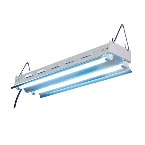 new wave 2 foot t5 fluorescent grow light fixtures