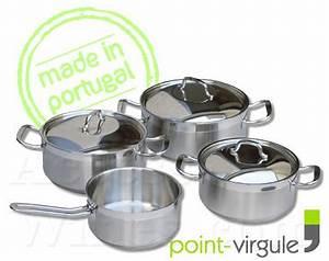 Batterie Cuisine Induction : batterie de cuisine induction professionnel table de cuisine ~ Premium-room.com Idées de Décoration