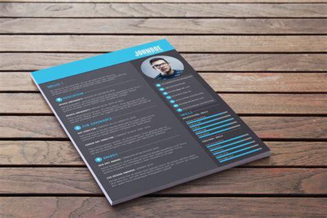 caracteristicas template bonitas plantillas para tu curriculum para descargar gratis