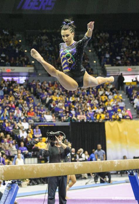 lsu gymnastics hip hop floor routine 17 melhores ideias sobre lsu gymnastics no lsu