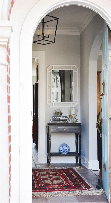 Foyer Mirrors by Foyer Table Styling Home With Keki