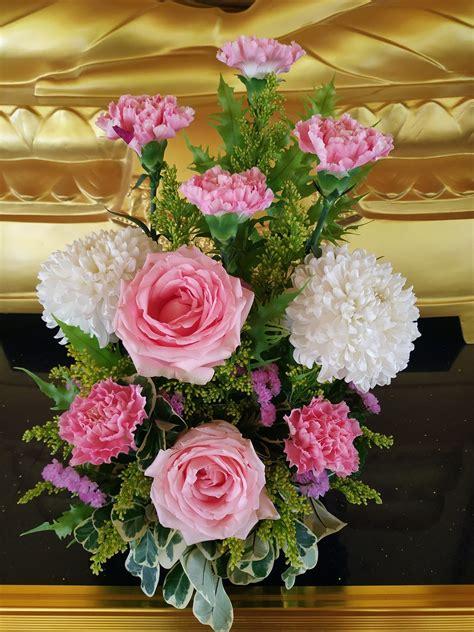 6 Different types of flower arrangement combinations